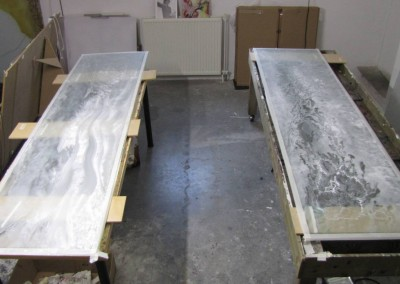 8 proces glazendeur  Connecting-Art Willy Koenen IMG_1007
